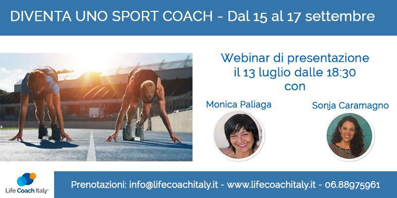 Sonja Caramagno - Corso Avanzato Coaching